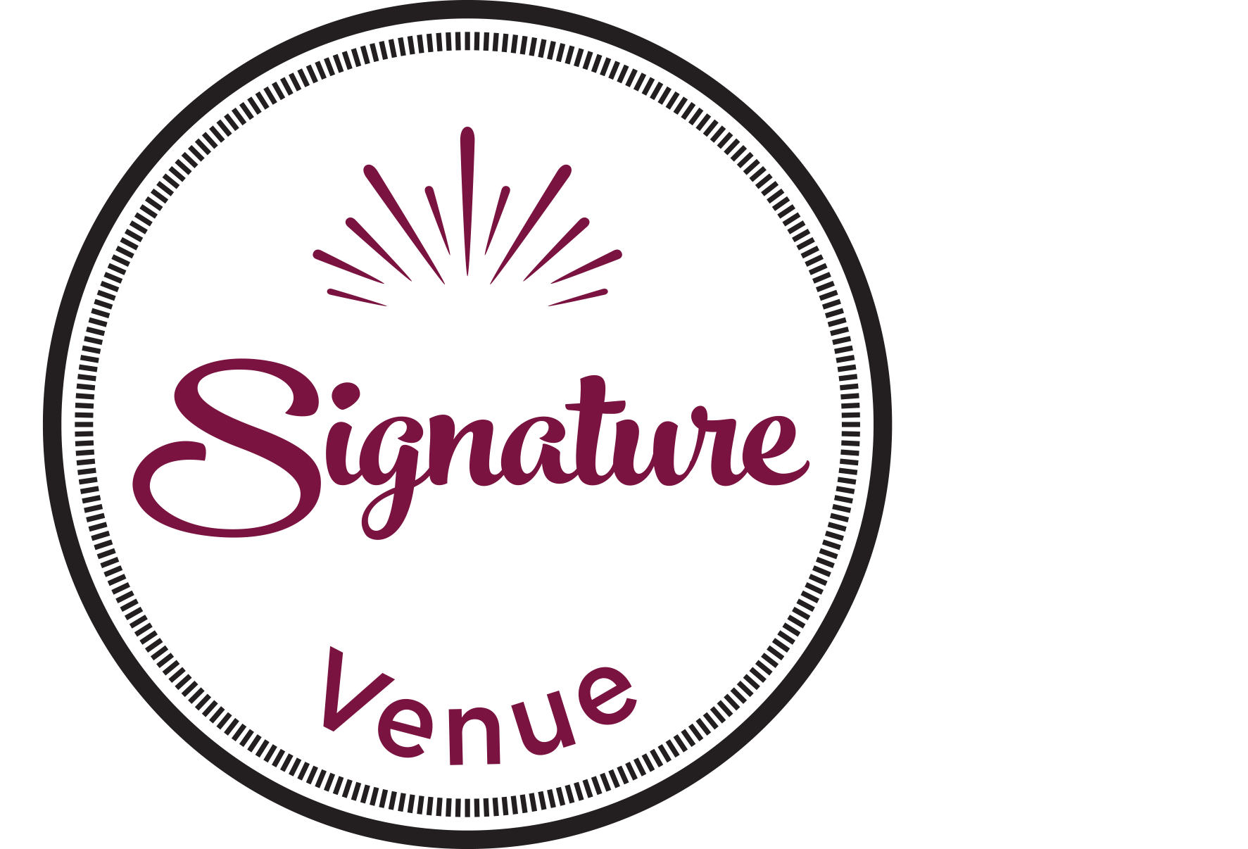 Orbit Creative Signature Venue Books