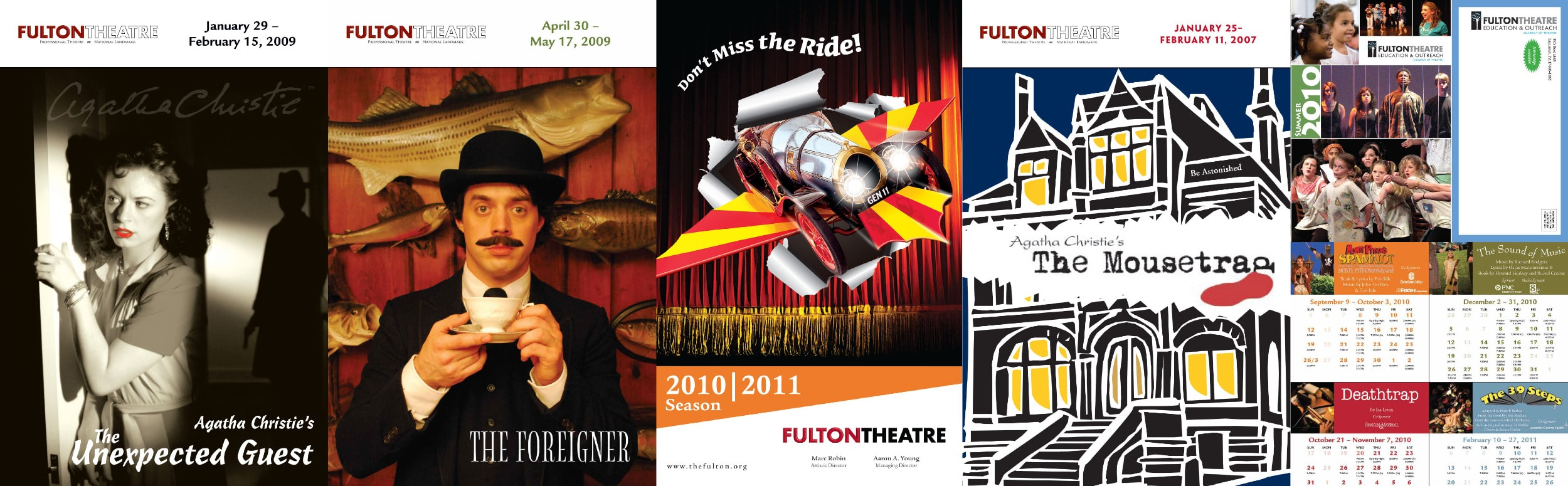 Orbit Creative Fulton Theatre Advertising Case Study